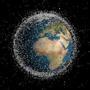 illustration-sur-les-debris-spatiaux-en-orbite