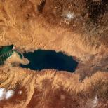 """""""Salt ponds and the Dead Sea. Such an abruptly apt name."""""""