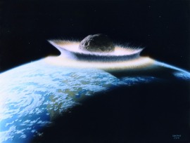 Asteroide_CollisionTerre_DessinDonDavisNasa