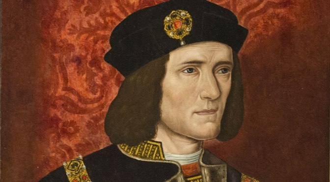 On a retrouvé Richard III
