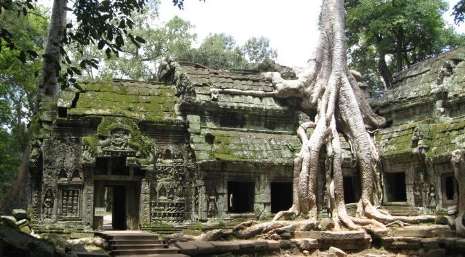 Cambodge, Mexique : deux cités perdues retrouvées