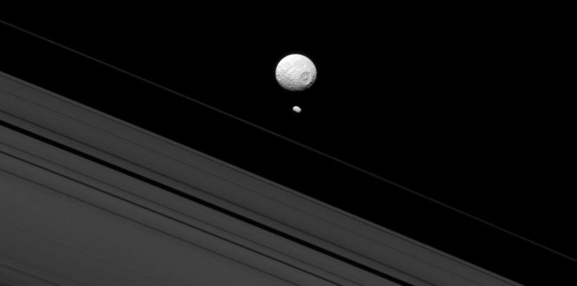 Lune de Saturne