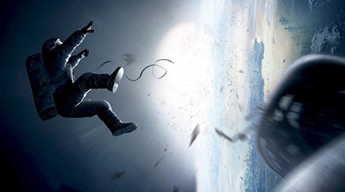 Gravity © Warner Bros Pictures