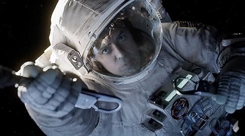 Gravity © Warner Bros Pictures