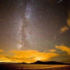 Pluie de météorites, Aberdeen