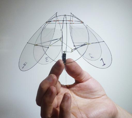 Robot-méduse. AFP