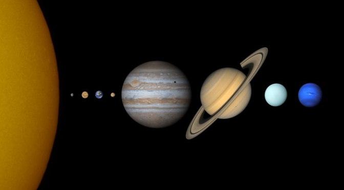 Comment se forment les planètes ?