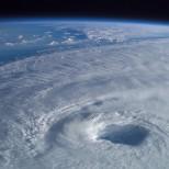 Cyclone en approche