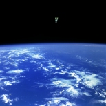 Promenade dans l'espace