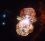 Eta Carinae, étoile hypergéante